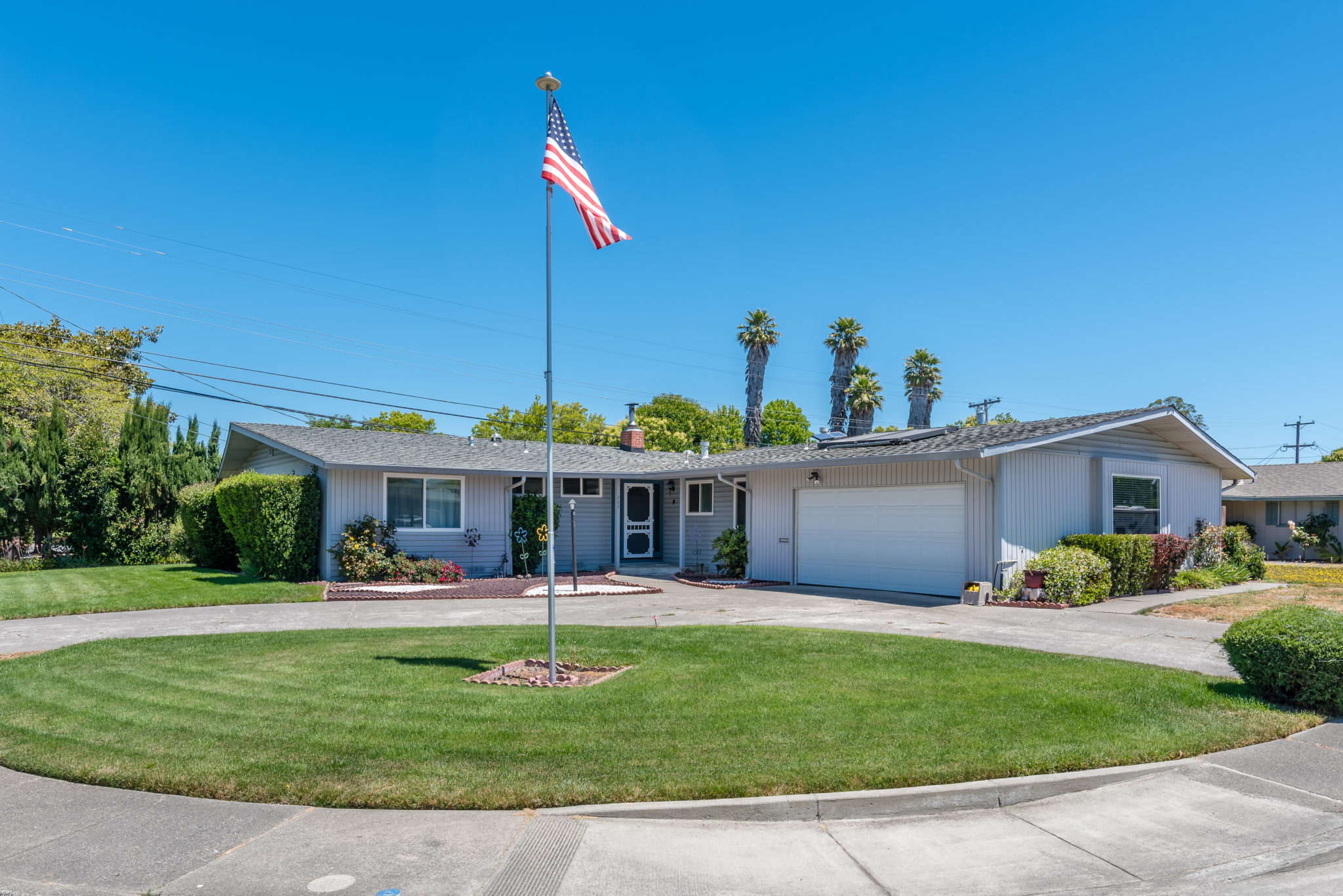 Immaculate Single-Level in Rohnert Park