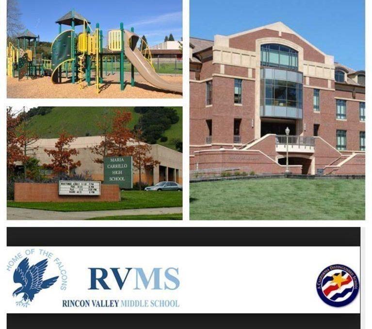 RV school collage