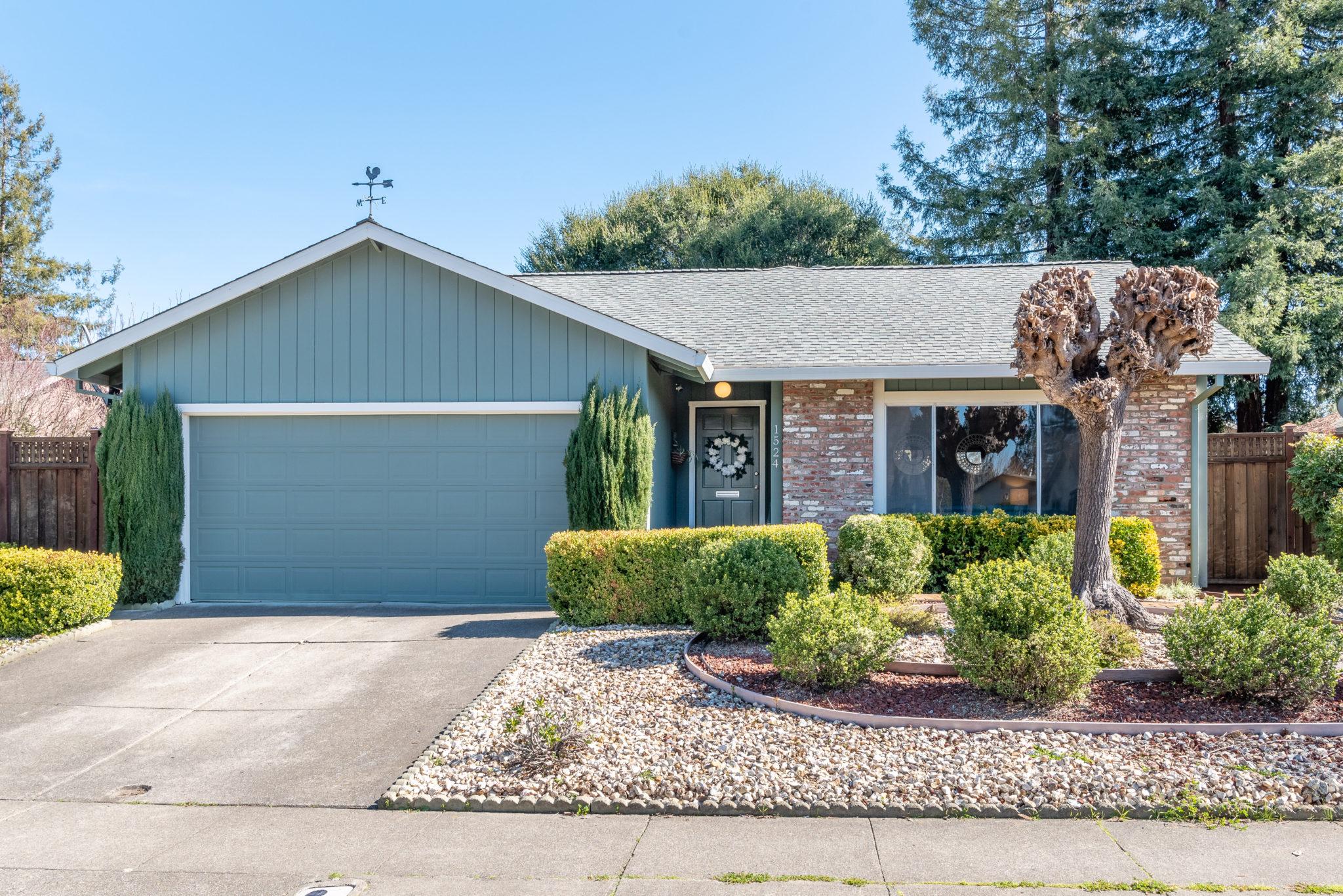 Charming Santa Rosa Home