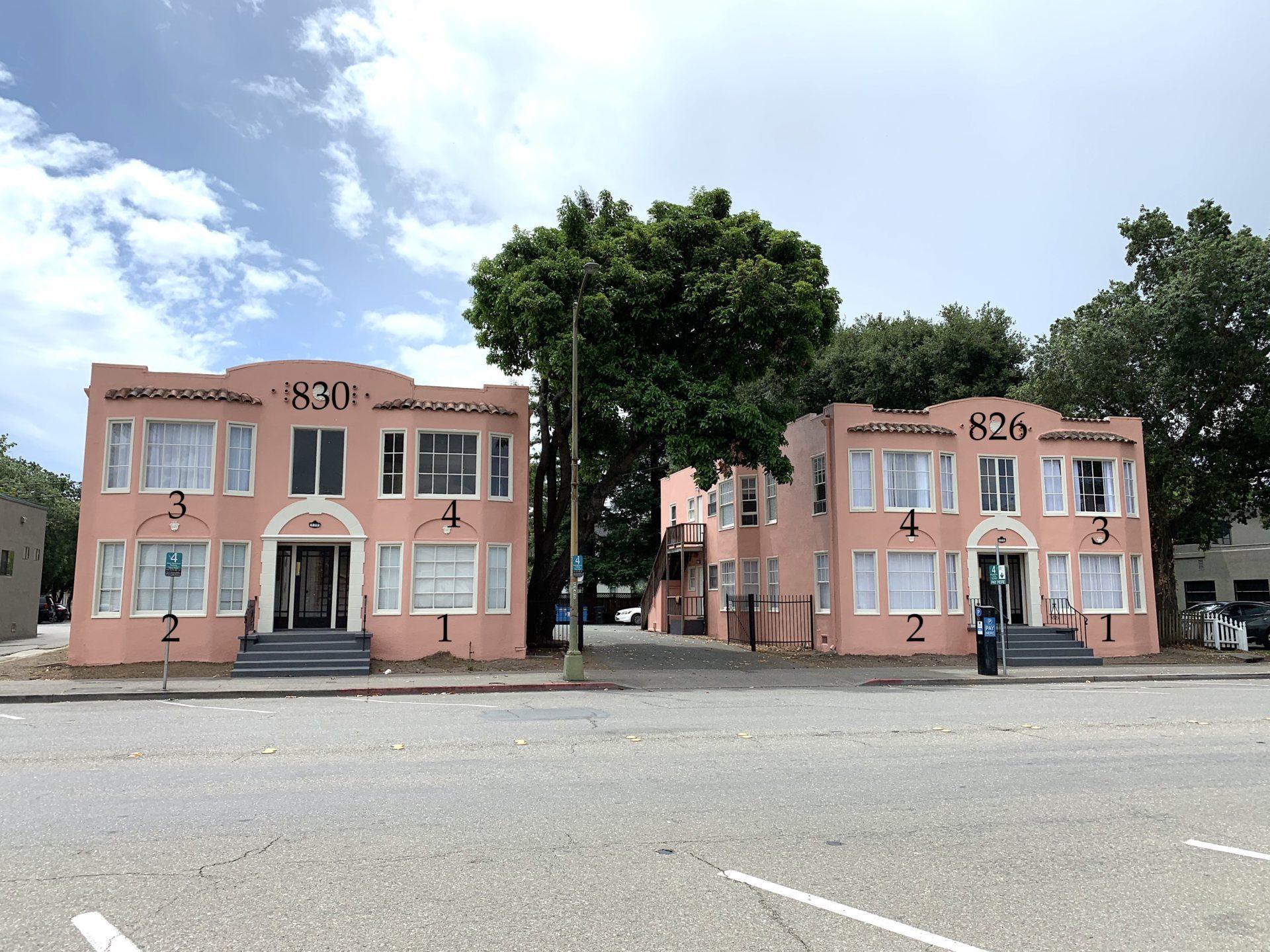 Pink Palace Boutique Apartments – 830 #1
