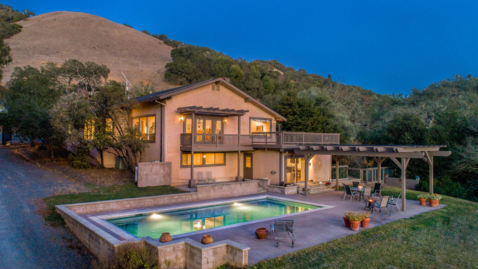 Bennett Peak Ranch – 5795 Bennett Valley Road